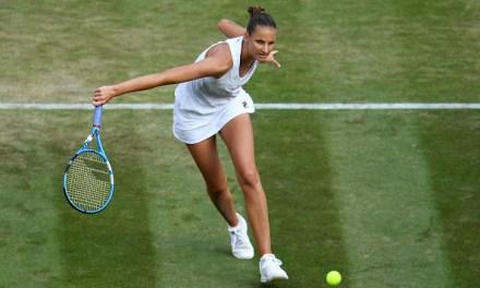 Wimbledon | Pliskova wakes up in time