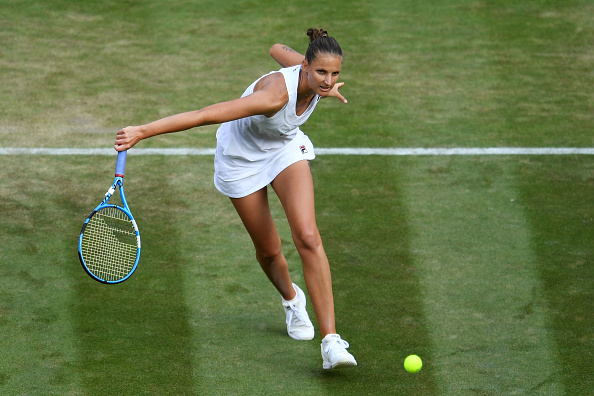 Wimbledon | Pliskova wakes up in time
