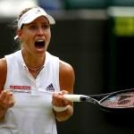 Wimbledon | Kerber roars into last eight