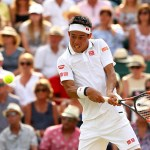 Wimbledon | Nishikori overcomes injury to make quarters