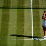 Wimbledon | Goerges surprises herself
