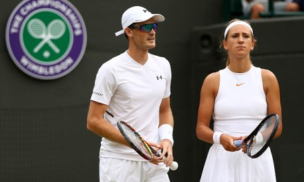 Wimbledon | Jamie on track for a hat-trick