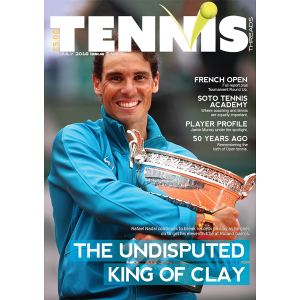 Tennis Magazine - Issue 7 Vol 2