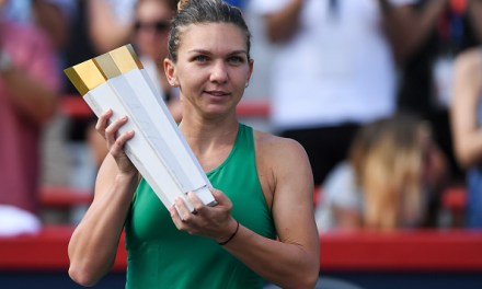 Montreal | Halep picks up the Rogers Cup