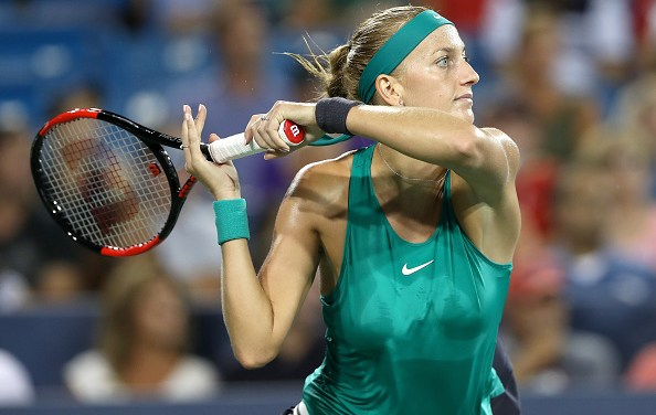 Cincinnati | Kvitova ends Williams Cinci hopes