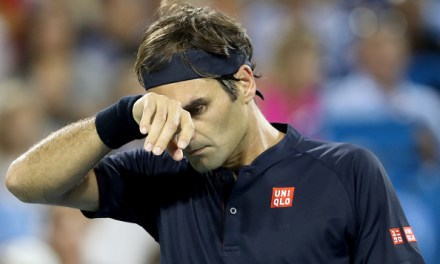 Cincinnati | Federer finishes marathon day
