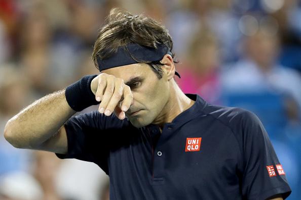 Cincinnati | Federer finishes marathon day