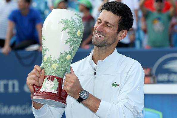 Cincinnati | Djokovic fulfills his ambition