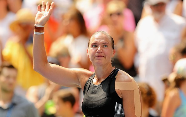 US Open | Kanepi knocks out Halep