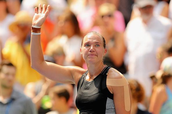 US Open | Kanepi knocks out Halep