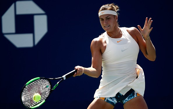 US Open | Belarusians Sabalenka and Sasnovich lead charge into R3
