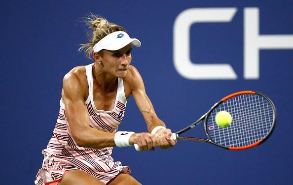 US Open   Wozniacki crashes out – Sharapova marches on