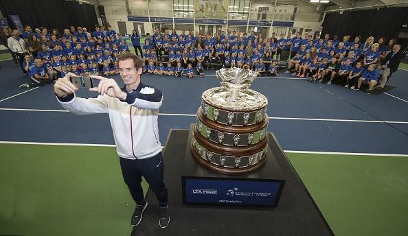 Cincinnati | Murray's take on Davis Cup reforms
