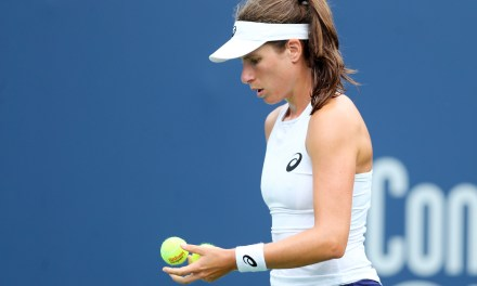 Connecticut | Johanna Konta withdraws with viral illness