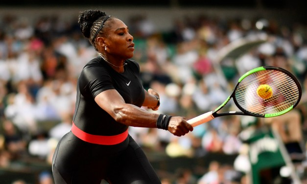 Paris | French Open bans Serena Williams' 'superhero' catsuit from next year