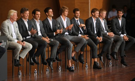 Laver Cup | Team Europe take on Team World in Chicago