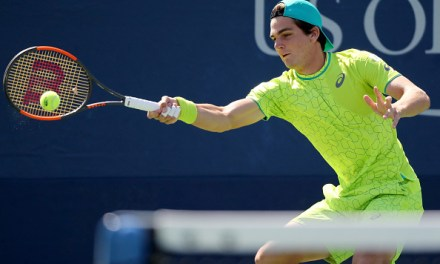 US Open Juniors | Wang and Seyboth Wild write junior history