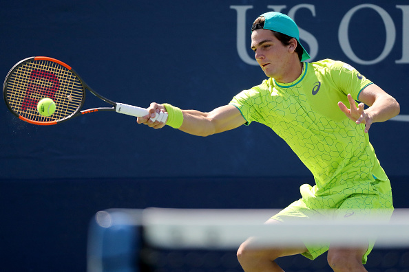US Open Juniors   Wang and Seyboth Wild write junior history