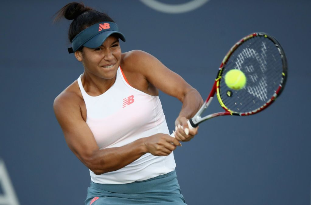Quebec | Heather Watson through to semis
