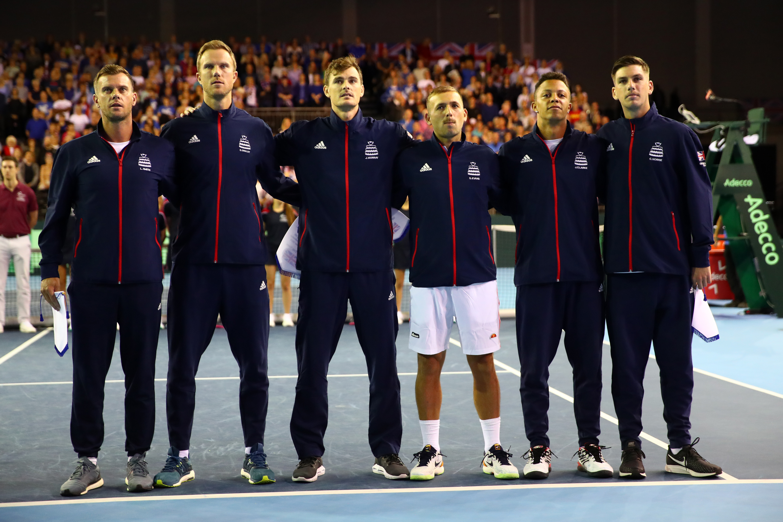 Glasgow | Davis Cup World Group Play Off