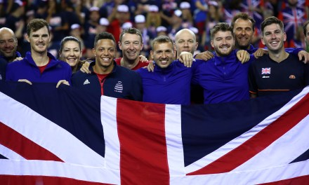 Glasgow   Norrie wins to give GB victory in Davis Cup tie