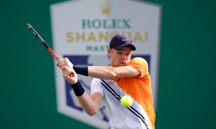 Shanghai   Edmund eases into third round