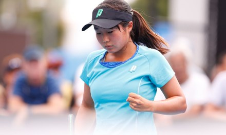 Buenos Aires   Top seeds fall in Girls YOG openers