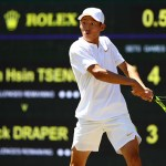 Buenos Aires   Tseng charges into YOG boys quarters