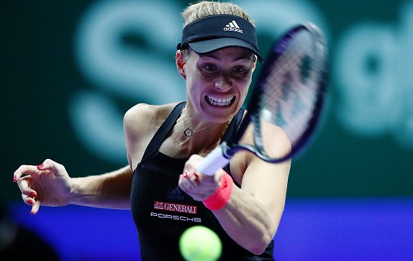 Singapore | Kerber ousts Osaka
