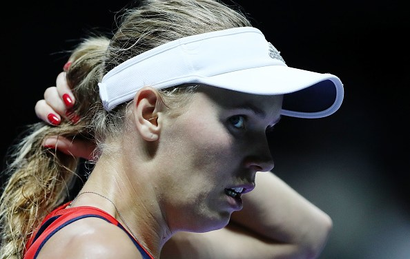 Singapore | Wozniacki out and then reveals diagnosis