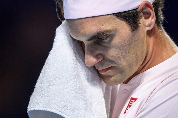 Basel | Federer struggles through to semis