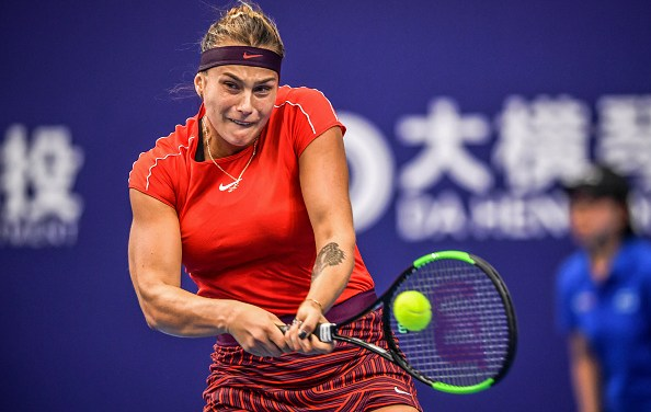 Zhuhai | Sabalenka and Mertens score first wins