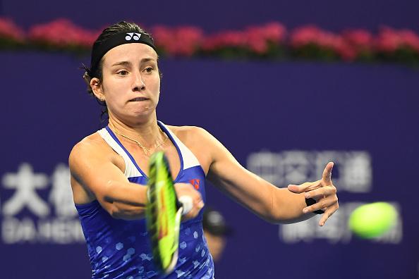 Zhuhai | Sevastova shuts out Zhang