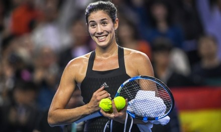 Zhuhai | Muguruza outlasts Sevastova to reach semis
