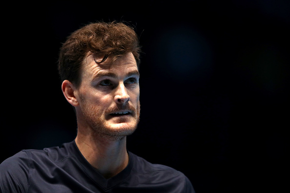 London | Murray gets behind the ATP Cup