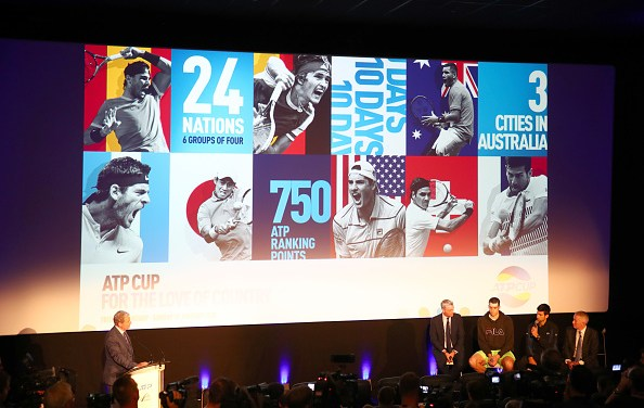 London | ATP Cup is launched