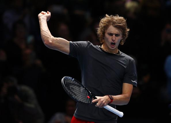 London   Zverev to take on Federer