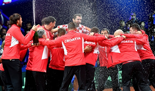 Lille | Cilic leads Croatia to Davis Cup glory