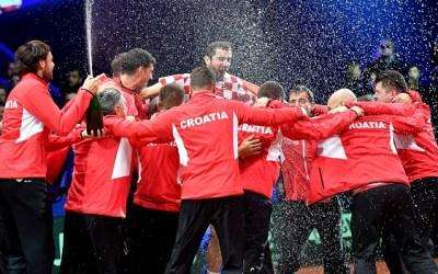 Lille | Cilic leads Croatia to Davis Cup glory