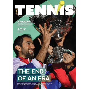 Tennis Magazine - Issue 1 Vol 3