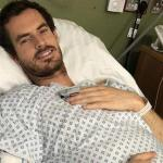 London | Andy Murray has hip resurfacing surgery