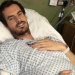 London | Andy Murray has hip resurfacing surgery