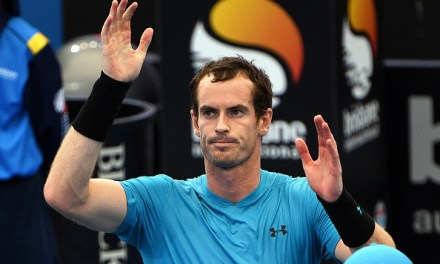 Brisbane | Murray makes his welcome return to the tour
