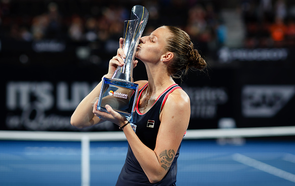 Brisbane | Pliskova recovers in time
