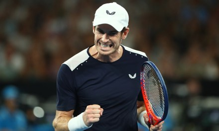 Melbourne | Murray beaten in classic farewell