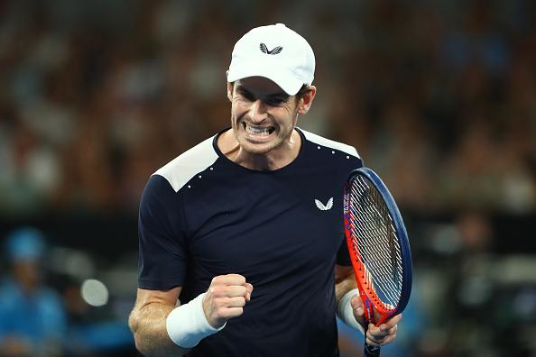 Melbourne   Murray beaten in classic farewell