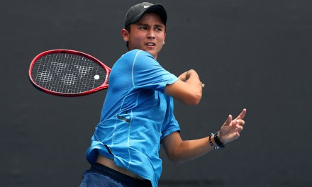 Melbourne   Musetti and Tauson reach boys and girls finals