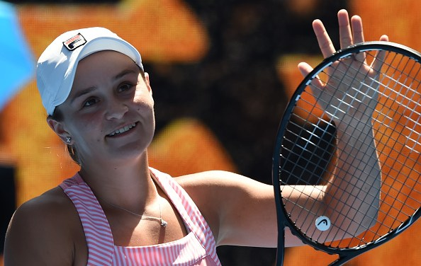 Melbourne | Brilliant Barty sees off Sharapova