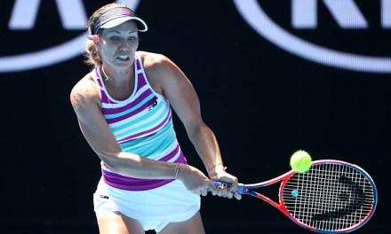 Melbourne   Collins demolishes Kerber for quarter-final berth