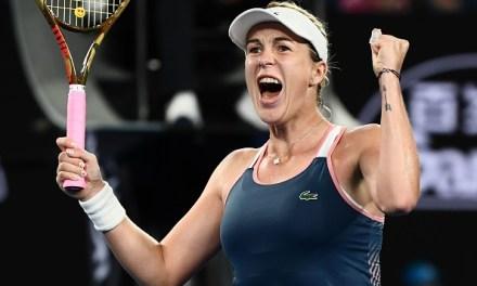 Melbourne   Pavlyuchenkova takes out Stephens